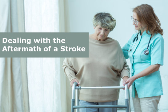 Dealing with the Aftermath of a Stroke